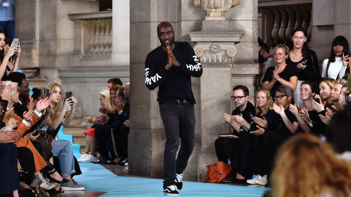 94239a89308 Virgil Abloh Replaces Kim Jones as Louis Vuitton Menswear Artistic ...