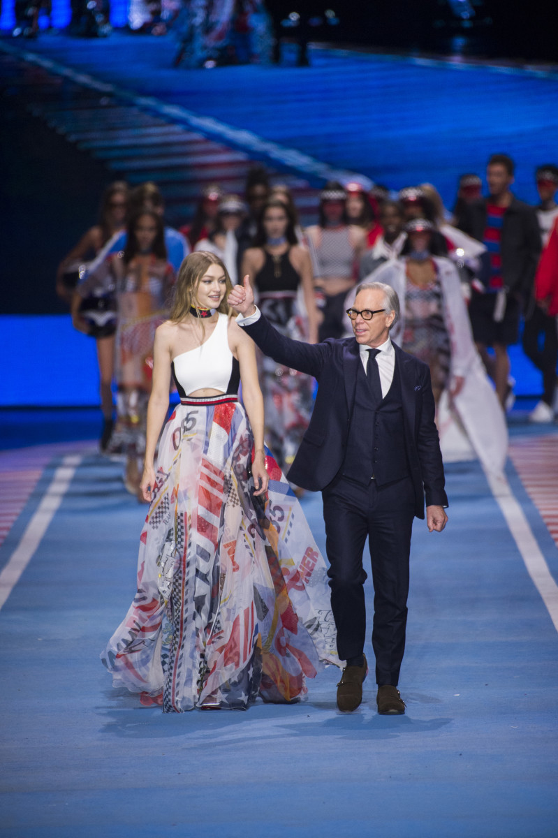 1258dfc96c2 Must Read  Tommy Hilfiger on How Gigi Hadid Reinvigorated His Brand ...