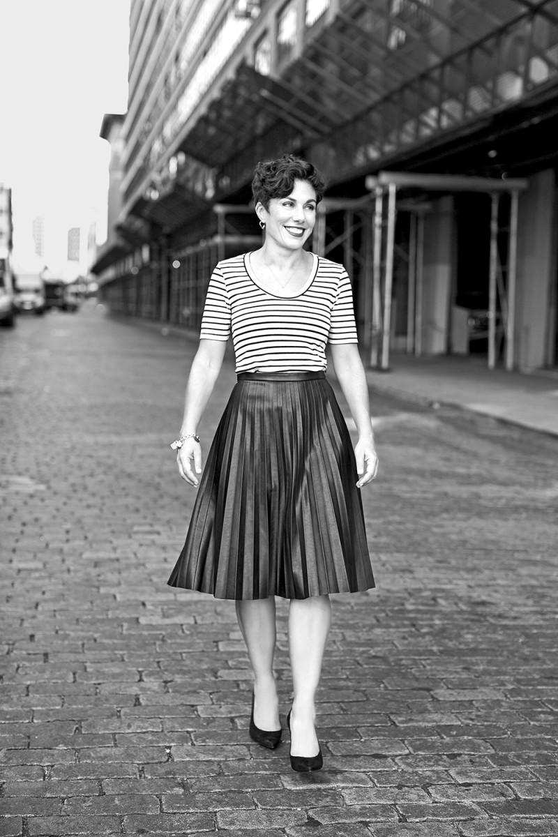 Amy Conway, 'Martha Stewart Weddings' Editor-in-Chief. Photo: Weston Wells / Martha Stewart Weddings