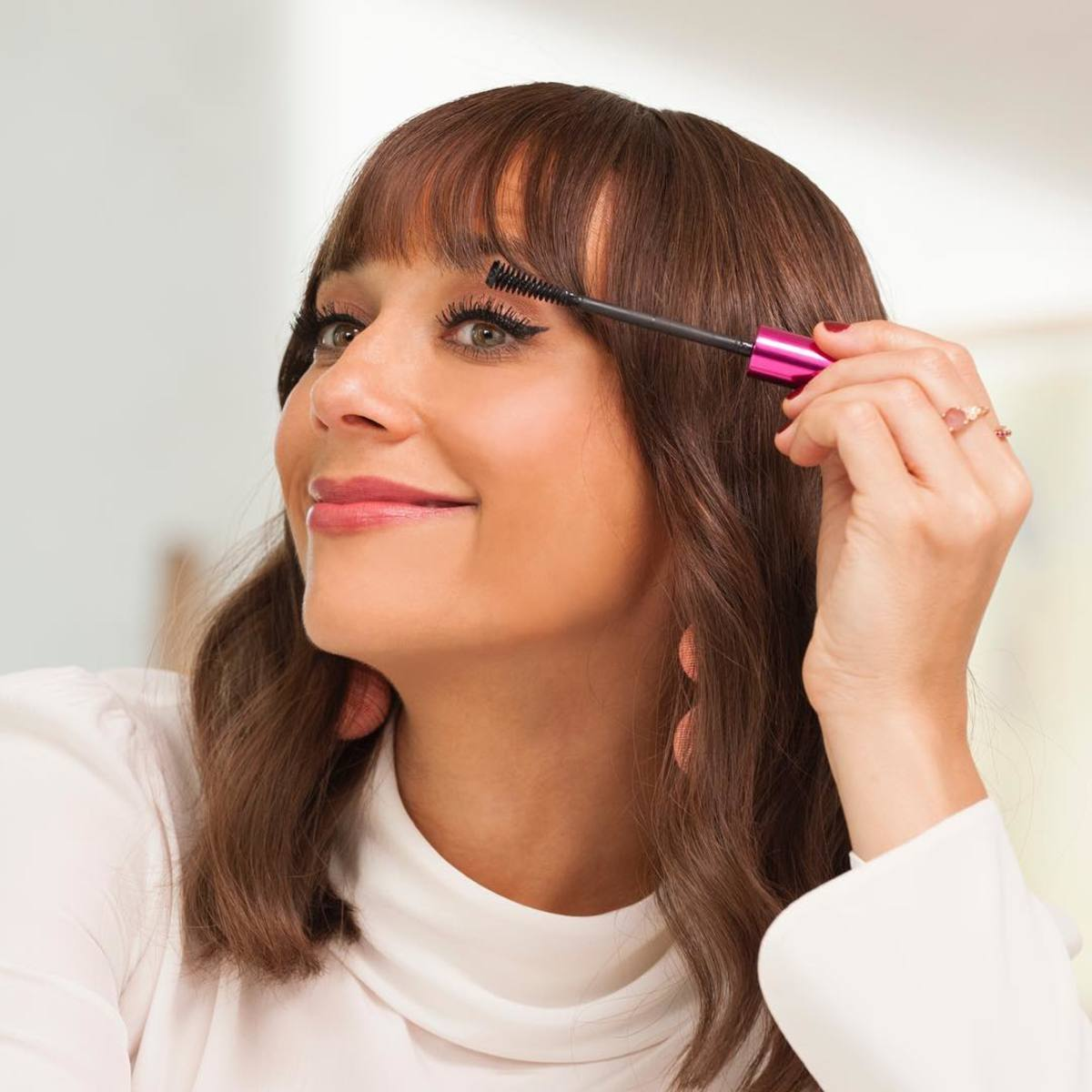 Rashida Jones for Almay. Photo: Courtesy of Almay