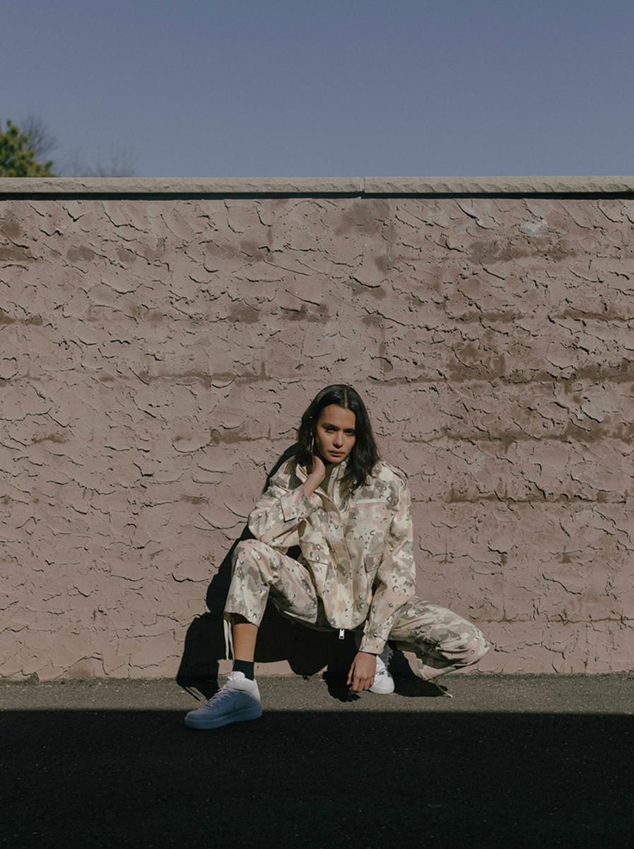 Kith Women'sMilitary Collection. Photo: Kith