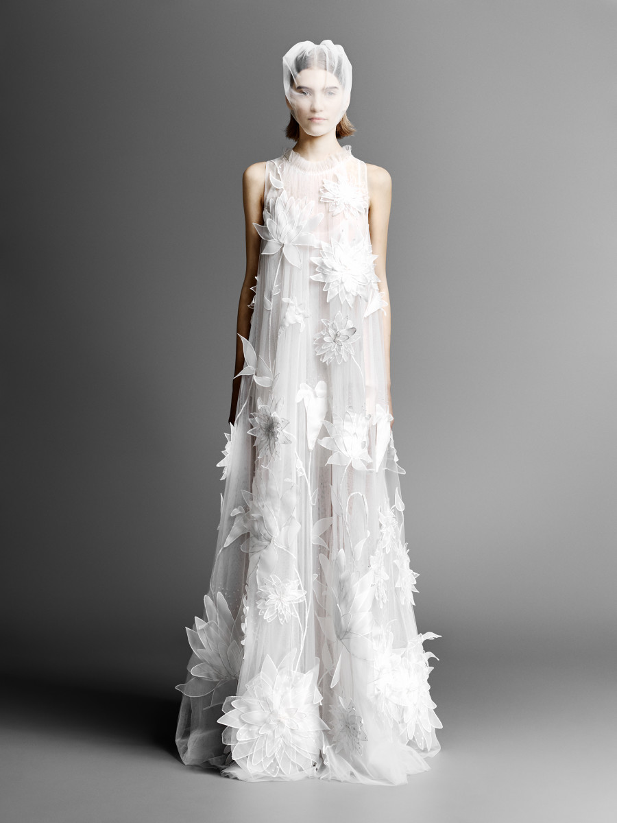 A look from Viktor & Rolf Mariage's spring 2019 bridal collection. Photo: Courtesy