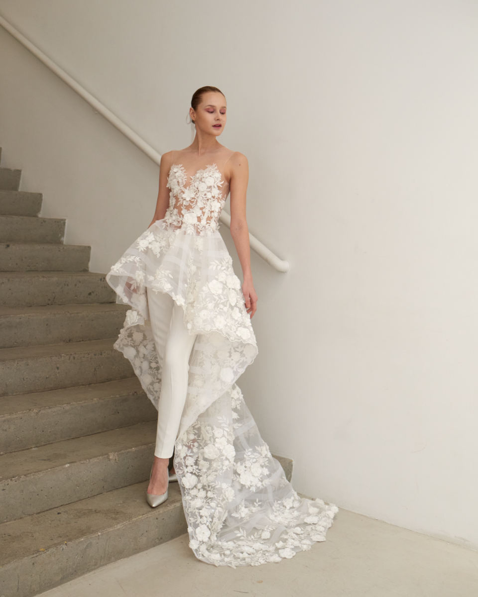 The 11 Best Wedding Looks For Spring 2019 Fashionista