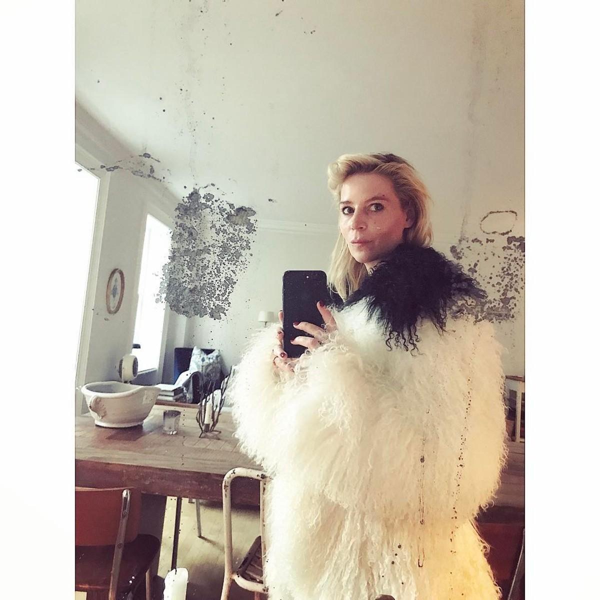 Stylist Julia von Boehm. Photo: @juliavonboehm/Instagram
