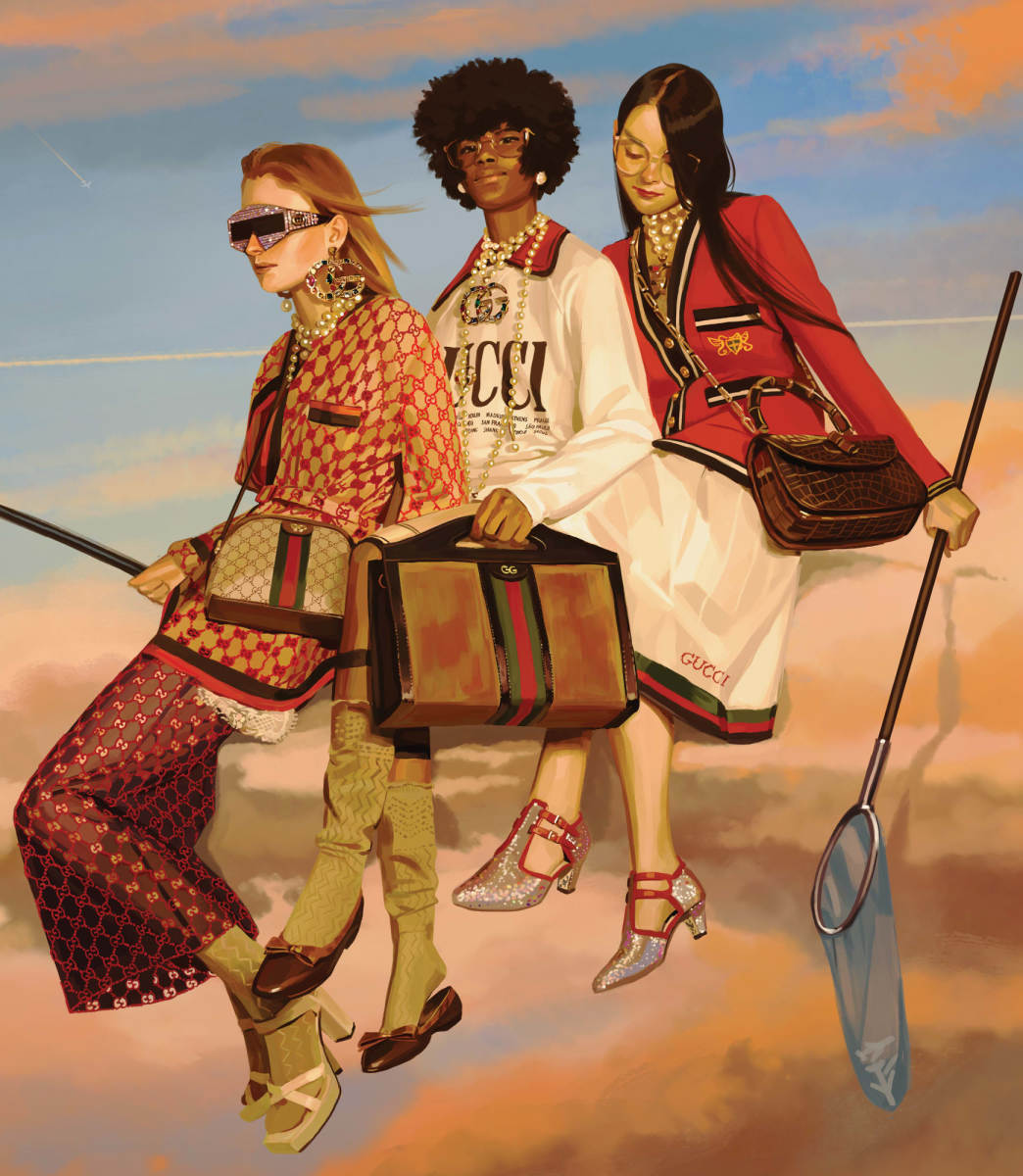 5330109e17fc Gucci Kicked Off 2018 With a Casual 49 Percent Sales Growth ...