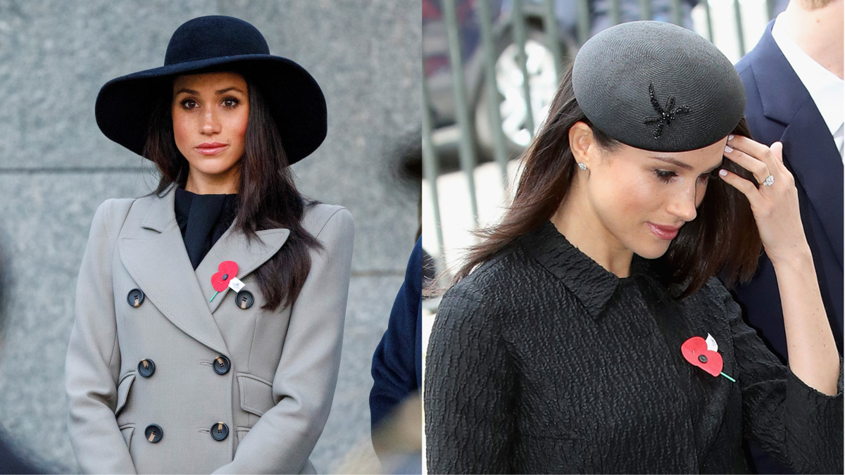 Meghan Markle Wore a Thing  Double Hat Edition - Fashionista ac463f16b1f5