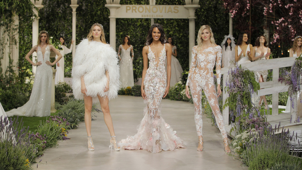 Spanish Heritage Bridal Brand Pronovias is Ready to Conquer the U.S. ...