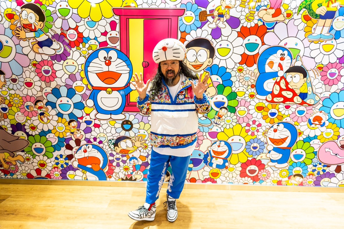 Takashi Murakami On His Uniqlo Collaboration And The Detail