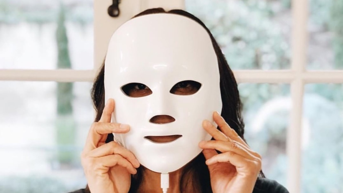 Image result for led light therapy face mask reviews