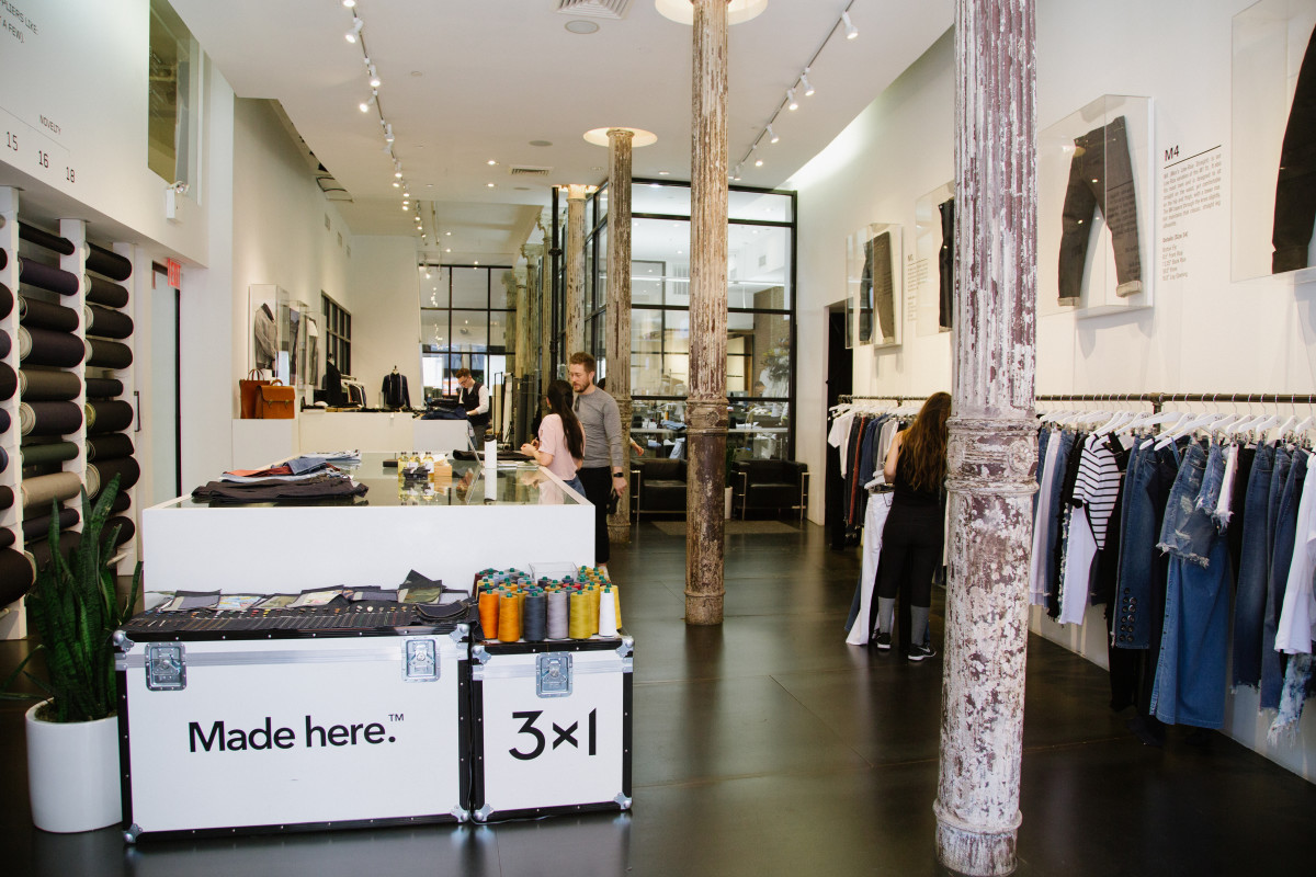 4c3e8b450bc4 Factory Tour  Why 3x1 Maintains a Mini Factory in the Heart of SoHo ...