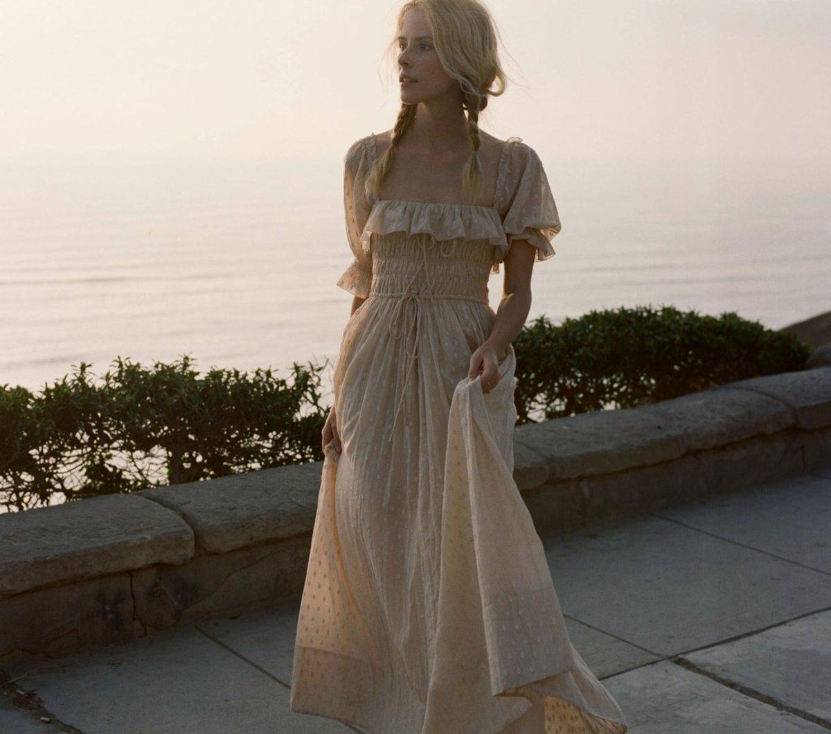 Dôen Sol Dress, $305, available at Dôen