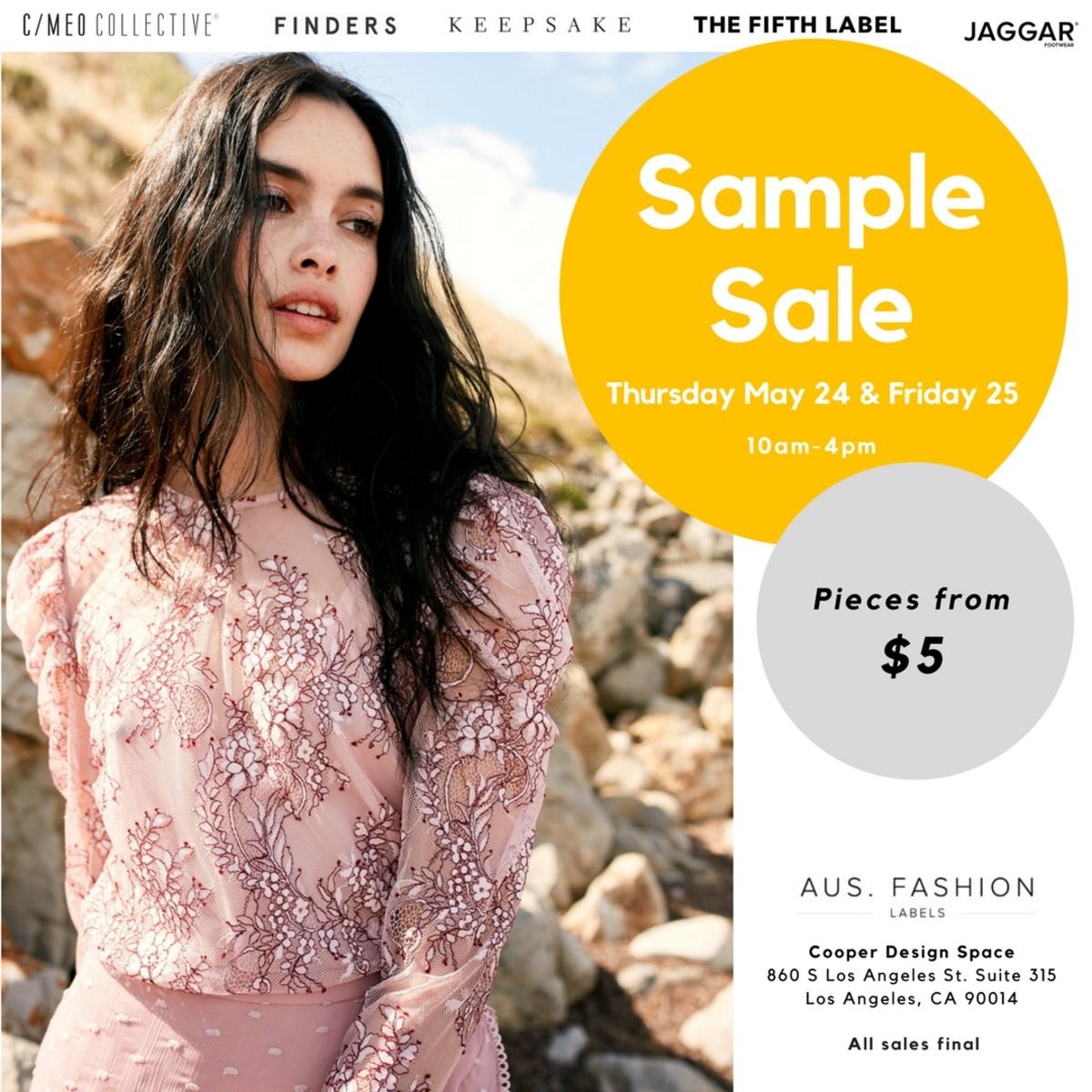 AFL Sample Sale[1]