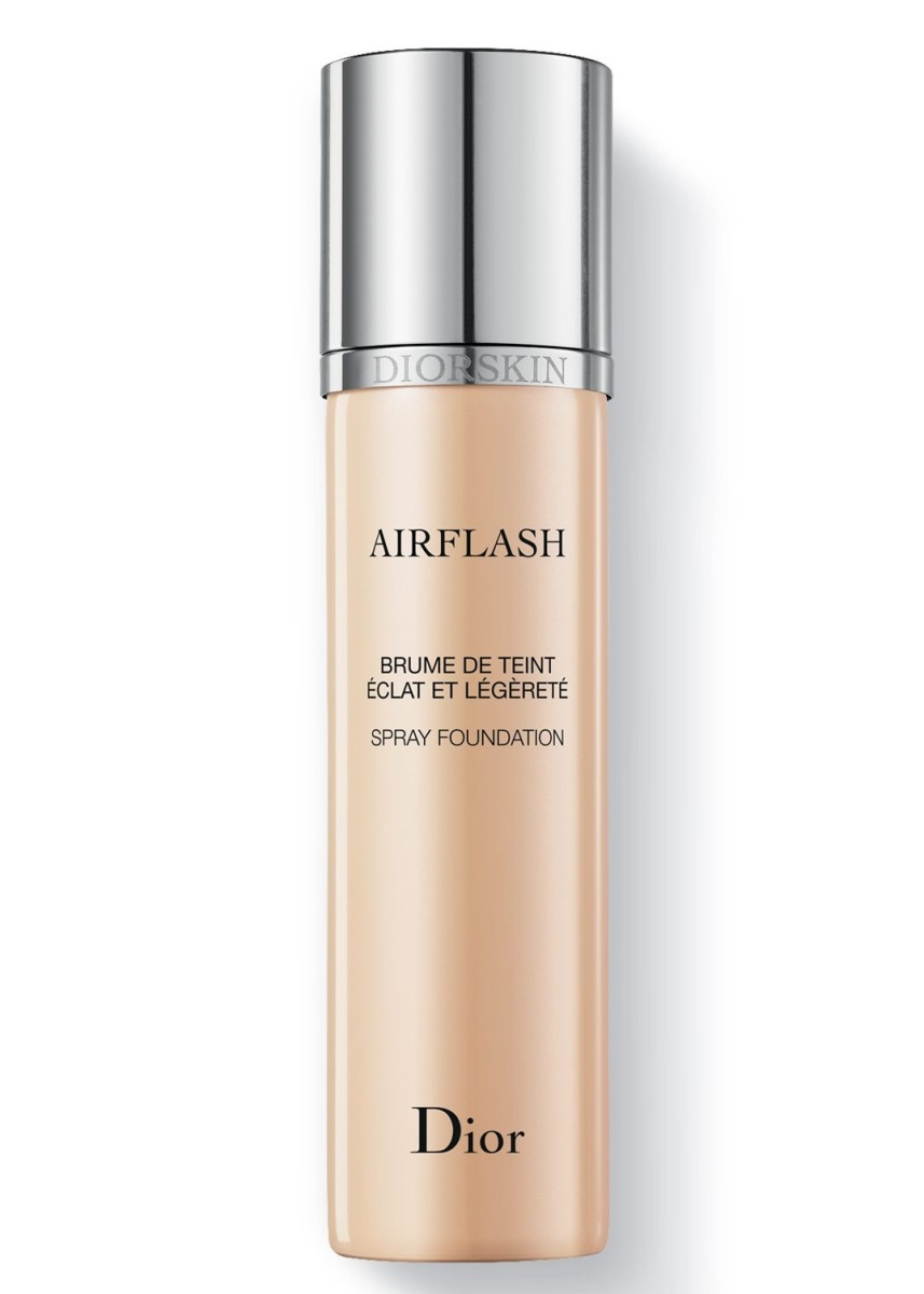 Dior Airflash Spray Foundation, $62, available here.