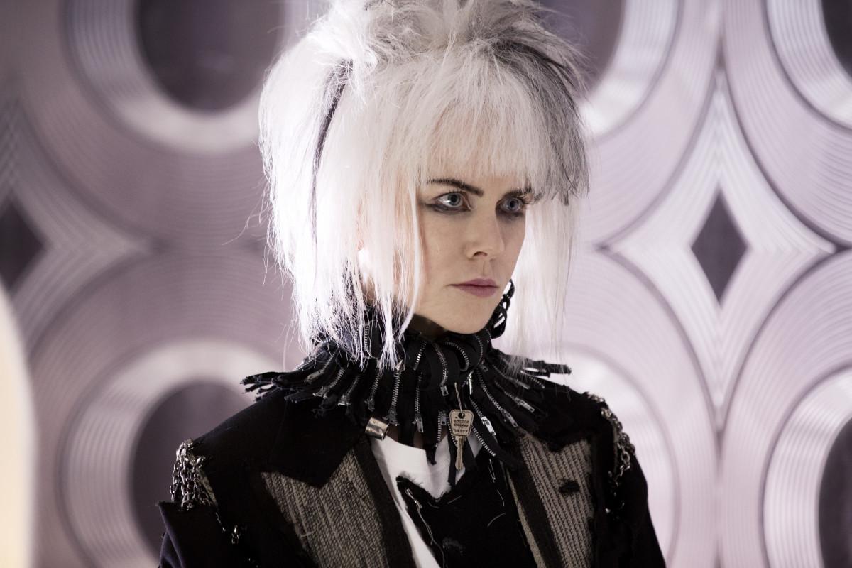 Boadicea (Nicole Kidman). Photo: Dean Rogers, courtesy of A24
