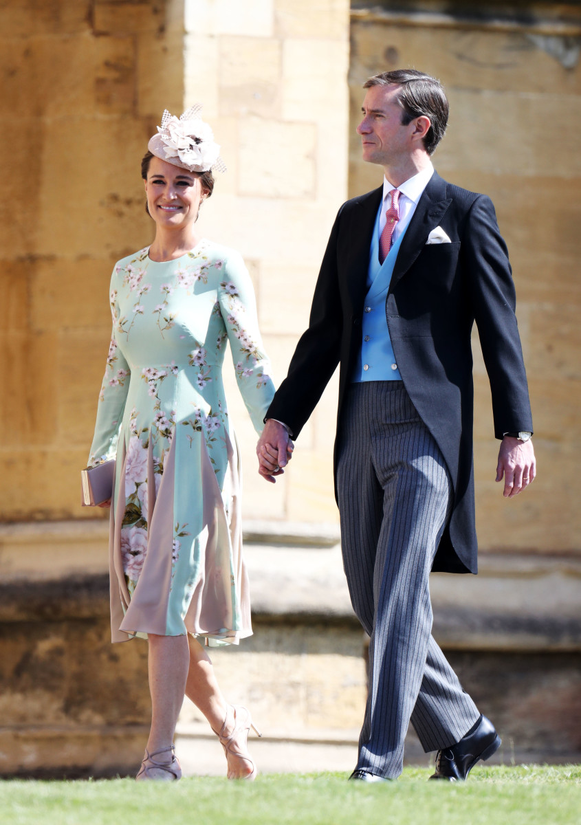 Meghan Markle Pippa Wedding.Prince Harry Meghan Markle Royal Wedding Guests Pippa