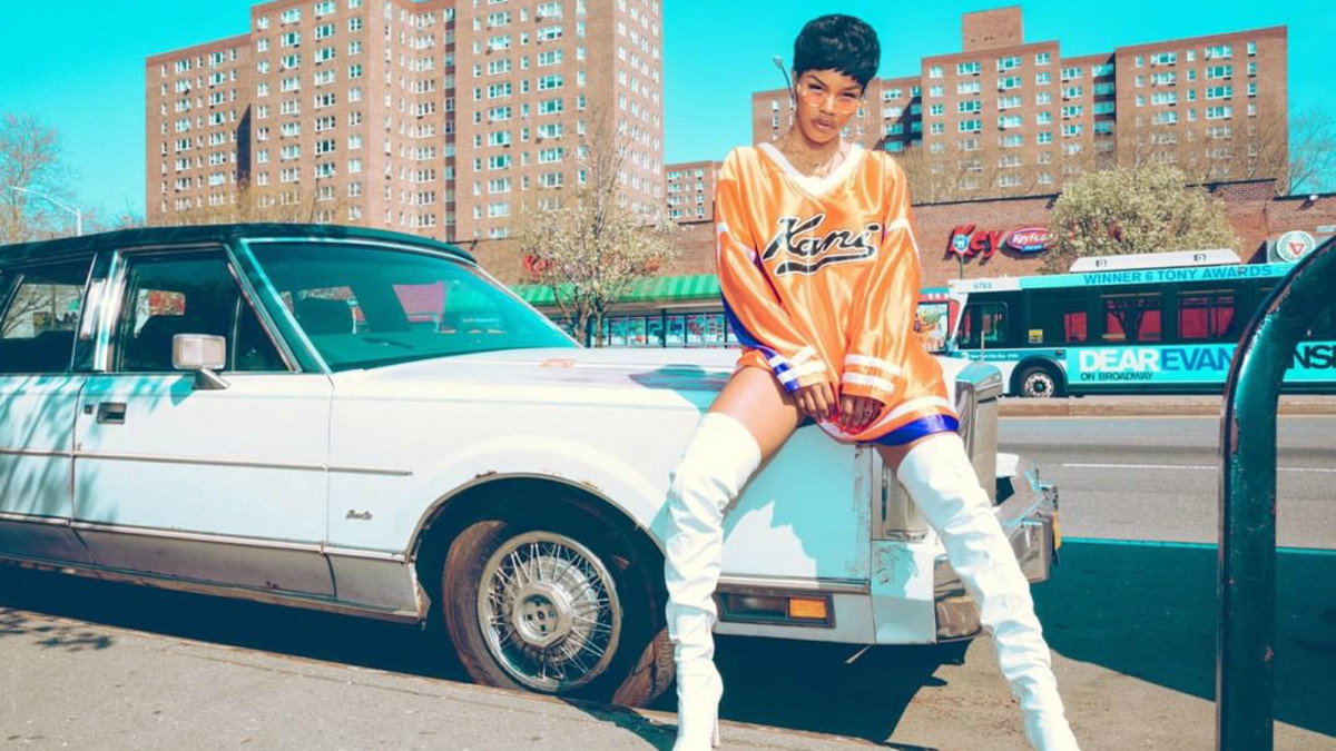 401187fcc9309 PrettyLittleThing Debuts First Brand Collaboration With Streetwear Label Karl  Kani - Fashionista
