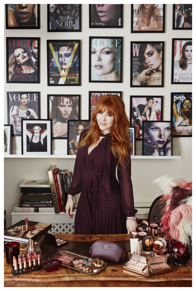 Charlotte Tilbury. Photo: Courtesy of Charlotte Tilbury