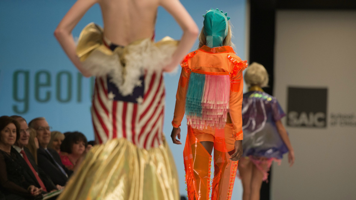What It S Like To Go To Design School In Chicago 800 Miles Away From A Fashion Capital Fashionista