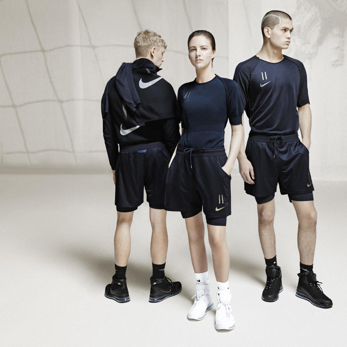 "Nike x Kim Jones ""Football Reimagined"" collection. Photo: Courtesy"