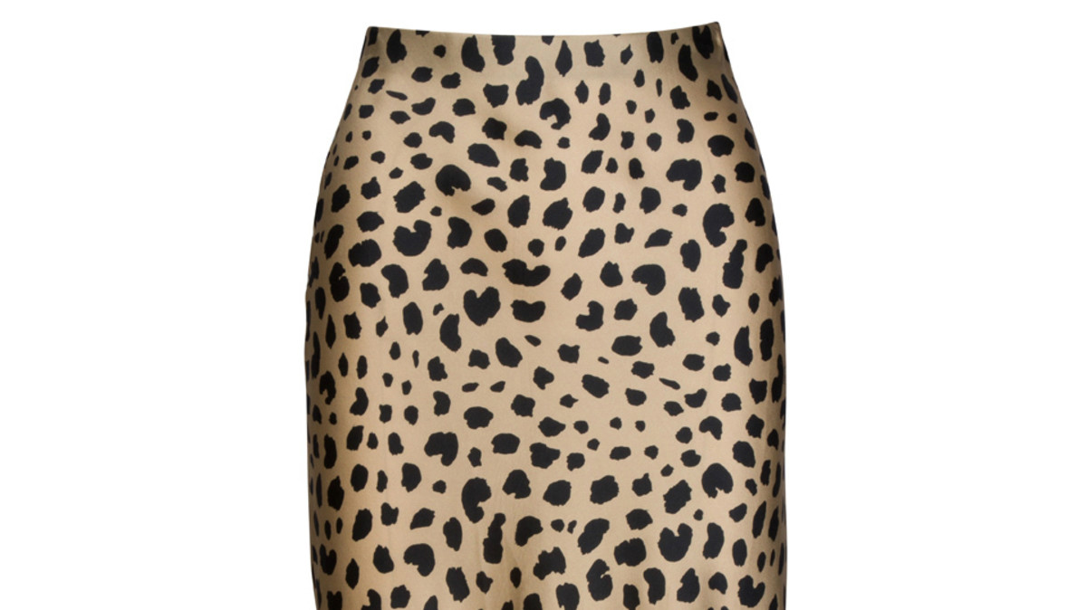 c7902fe1f9c8 The Leopard-Print Skirt Maria Hopes to Own When It's Finally Not Sold Out -  Fashionista