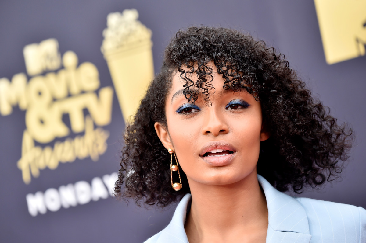 Yara Shahidi at the 2018 MTV Movie Awards. Photo: Frazer Harrison/Getty Images
