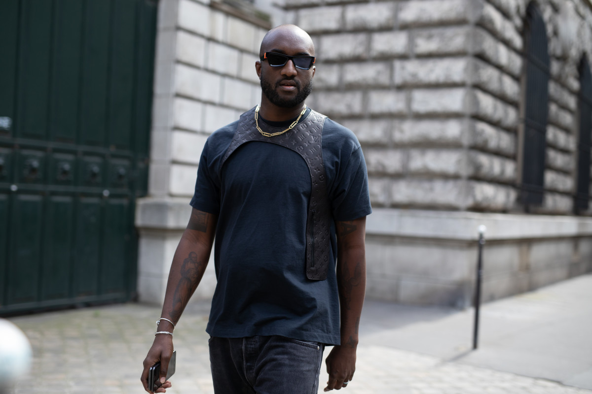 4dfaeb68329 Virgil Abloh Credits His Squad — Kanye Especially — for His Success ...