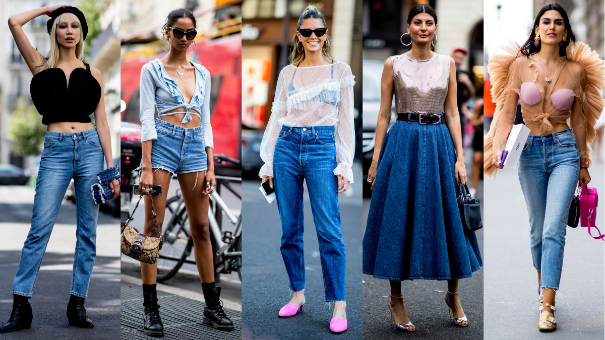 Street style at Couture Week in Paris. Photos: Imaxtree