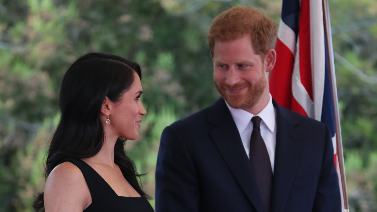 Meghan Markle Wore A(nother) Thing: Emilia Wickstead Dress Edition