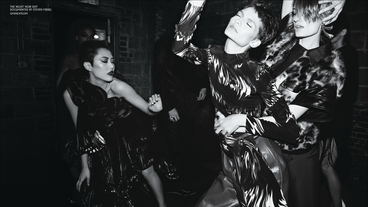 Fall givenchy campaign images