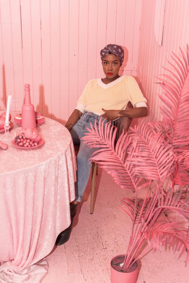 Nnenna Stella. Photo: Courtesy of the Wrap Life