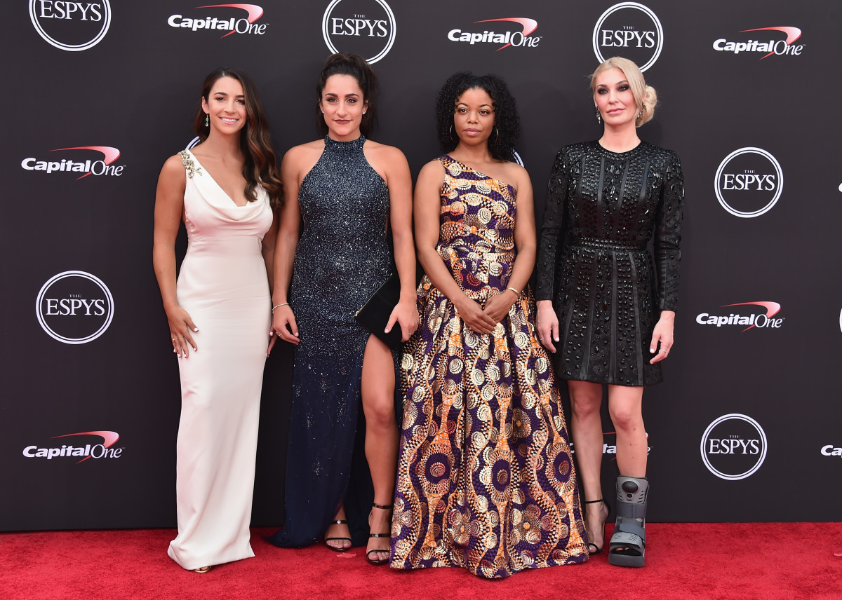 Red Carpet Looks From 2018 Espy Awards