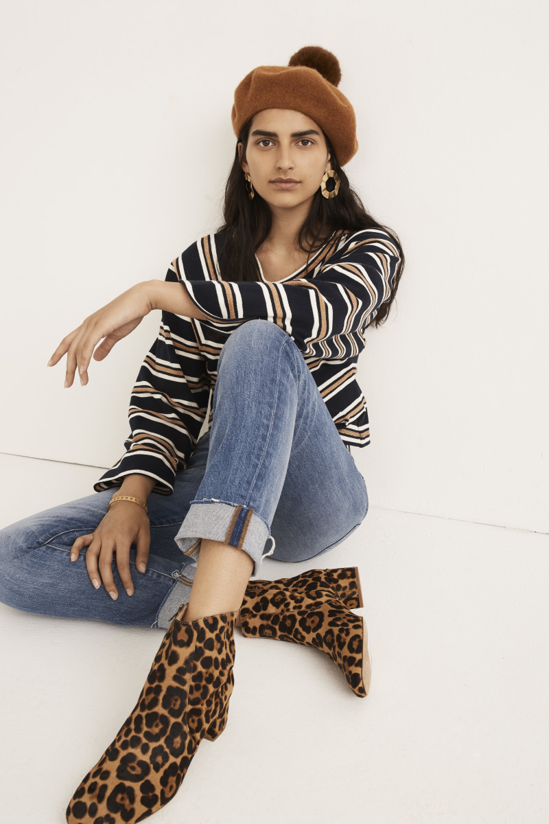 Madewell Fall 2018 lookbook. Photo: Madewell