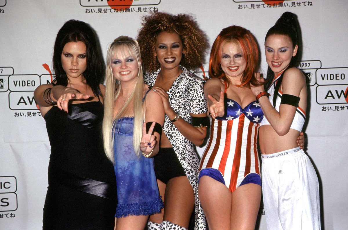 The Spice Girls. Photo: Terry McGinnis/WireImage