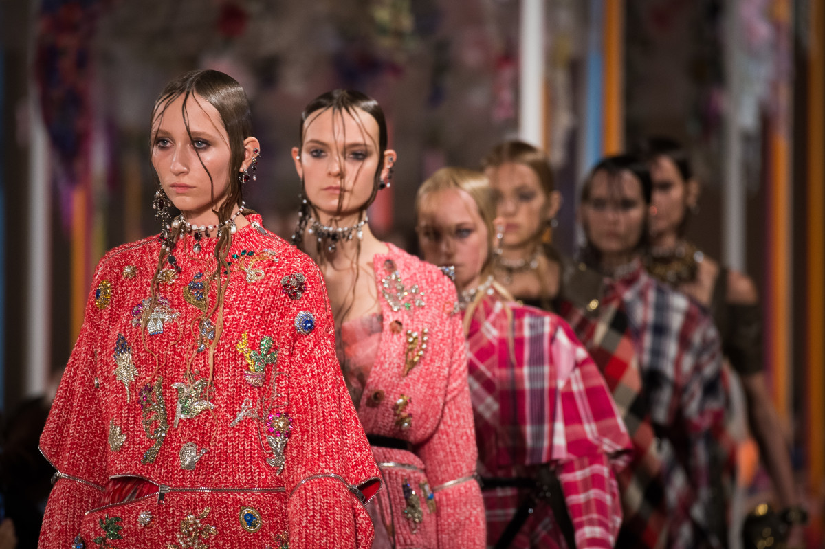 buy popular 7a39a d1cae Must Read: Kering Is Poised to Make Alexander McQueen Its ...