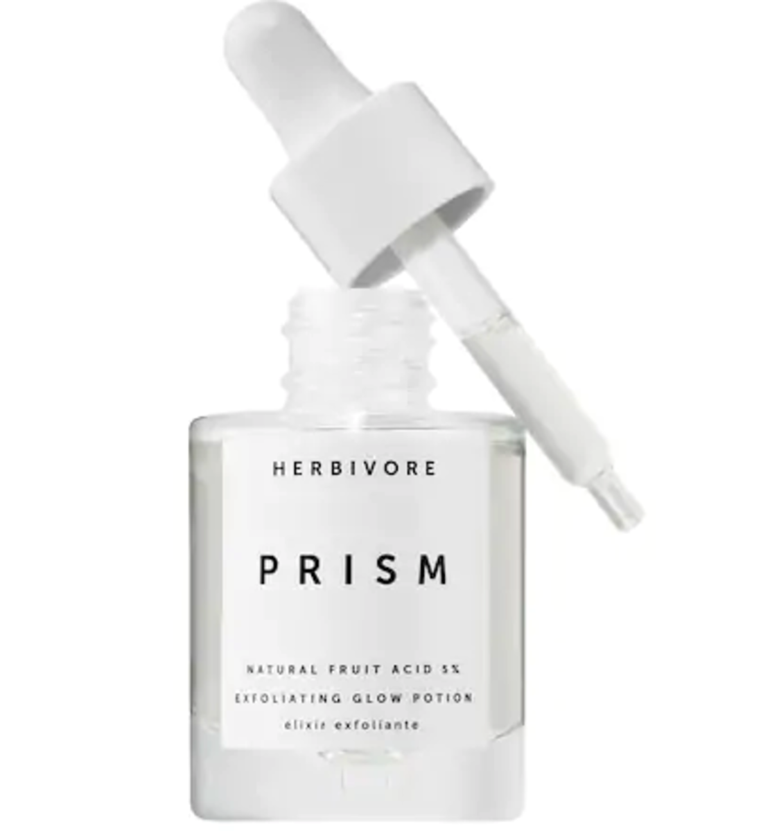 Herbivore Prism Exfoliating Glow Potion, $62, available here.