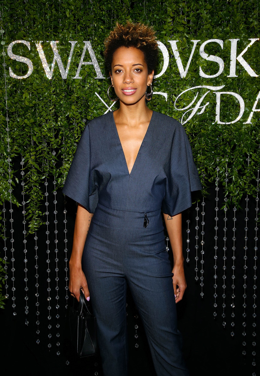 Carly Cushnie at a CFDA event in May. Photo: Paul Zimmerman/Getty Images