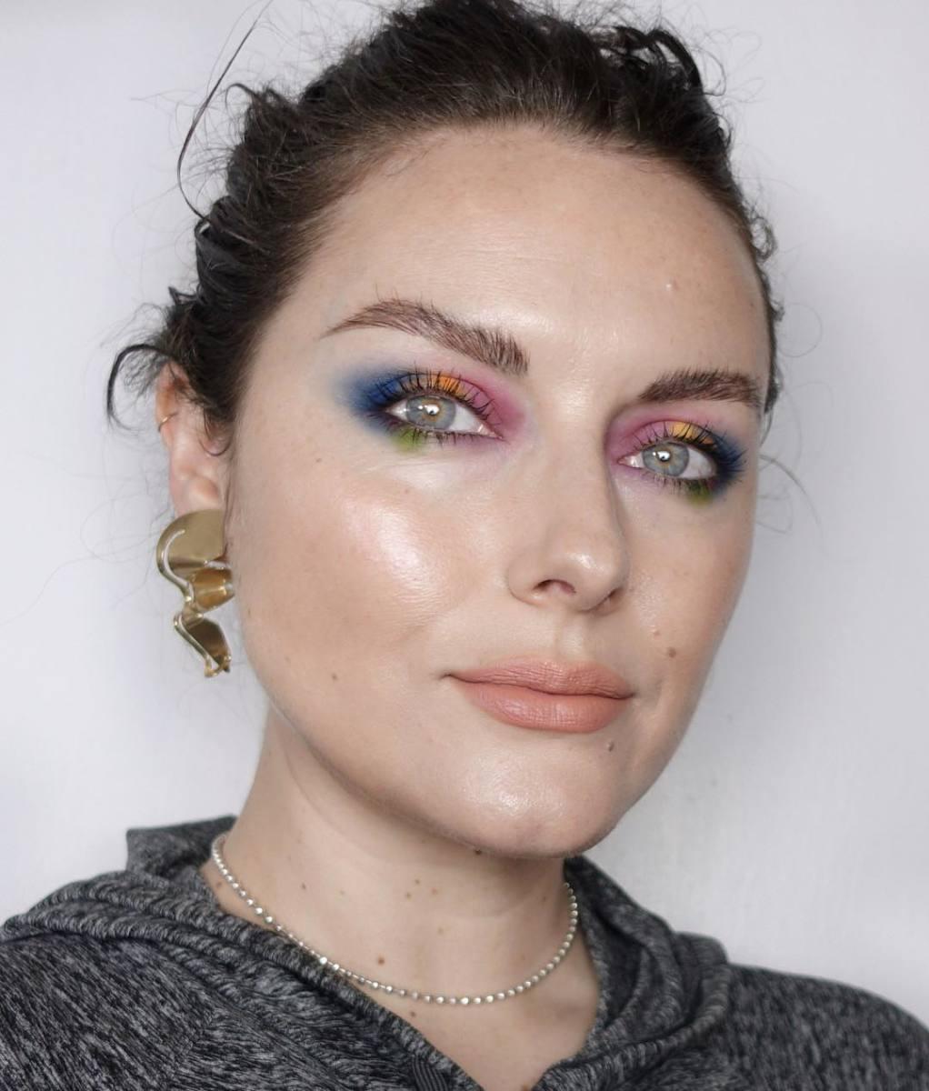 Katie Jane Hughes Makeup Artist Career - Fashionista