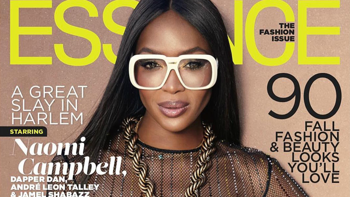 ca9d0b2b7a Must Read  Naomi Campbell Covers  Essence  s September Issue ...