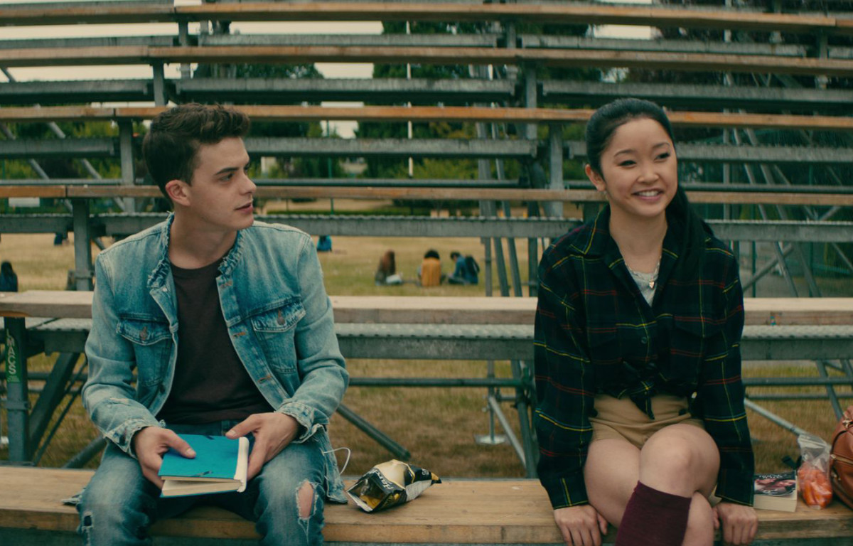 The Costumes in 'To All the Boys I've Loved Before