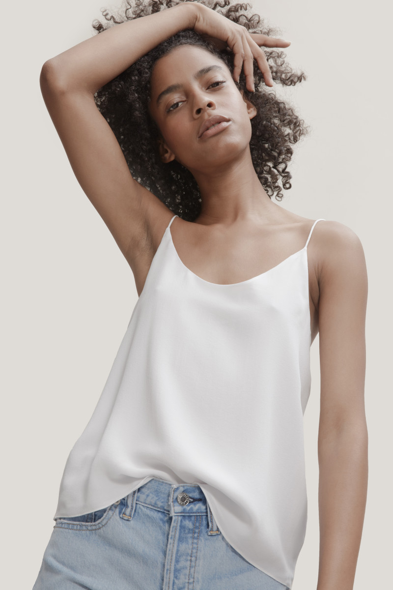"Everlane's ""clean silk."" Photo: Everlane"