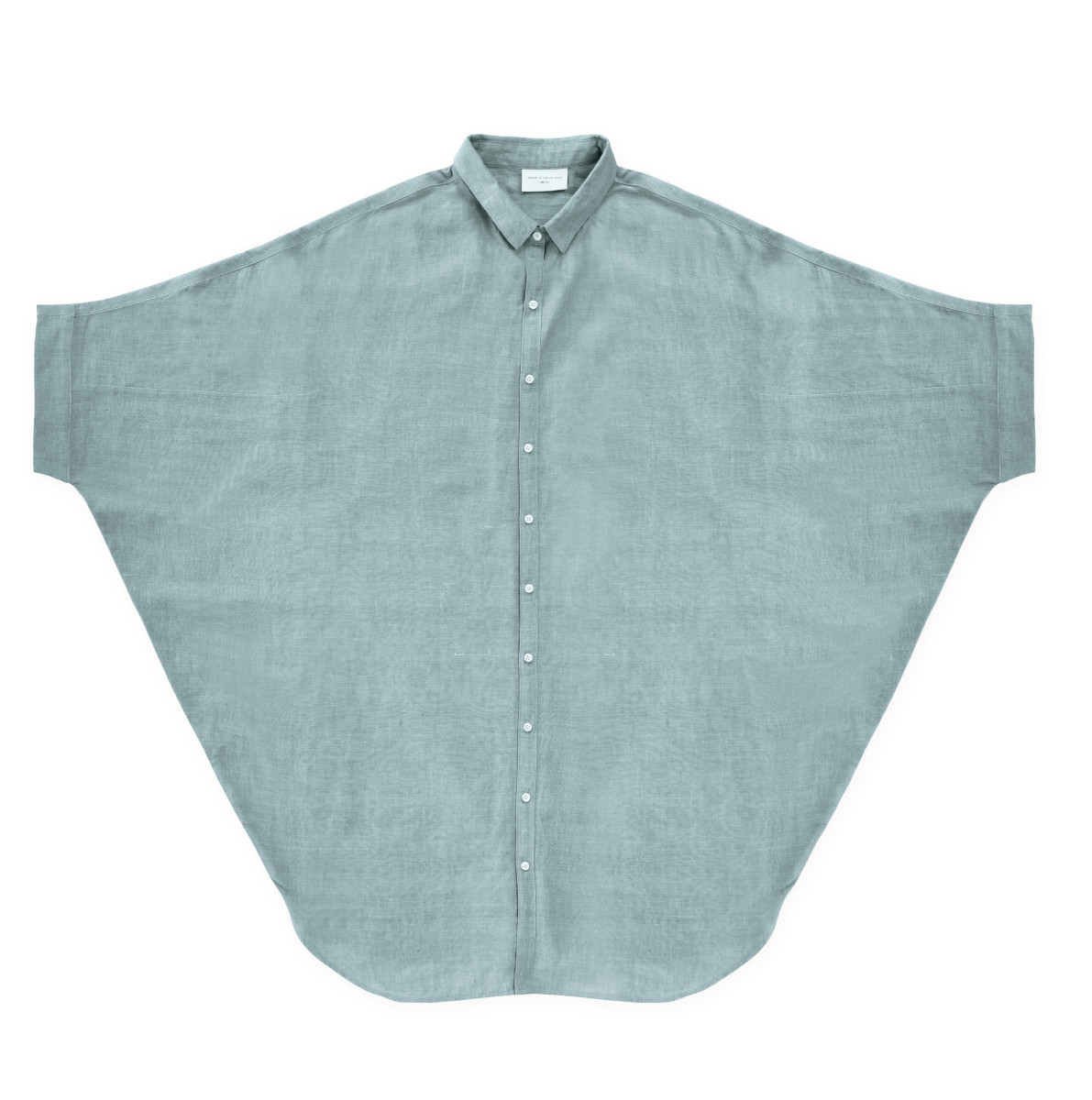 Nona cocoon shirt, $52,available here.