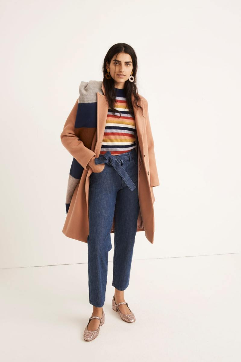 Madewell Fall 2018. Photo: Courtesy