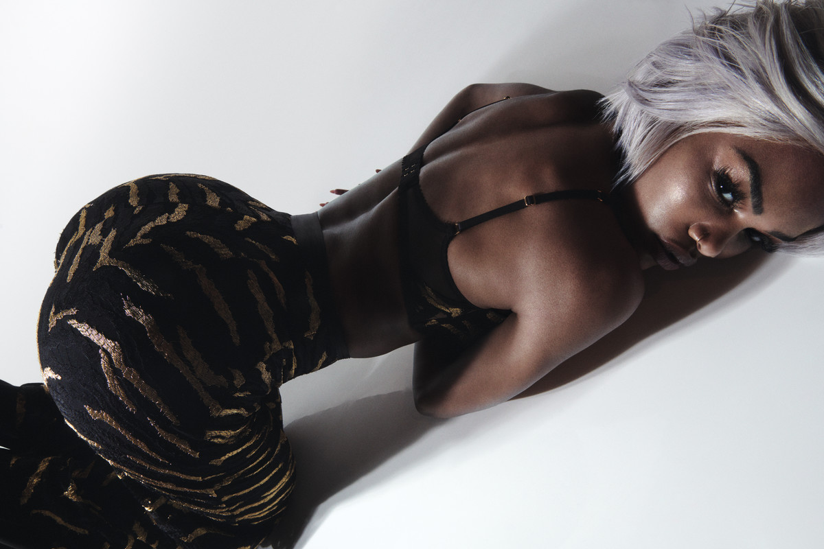 Sexy Teyana Taylor nudes (18 photo), Ass, Fappening, Selfie, braless 2015