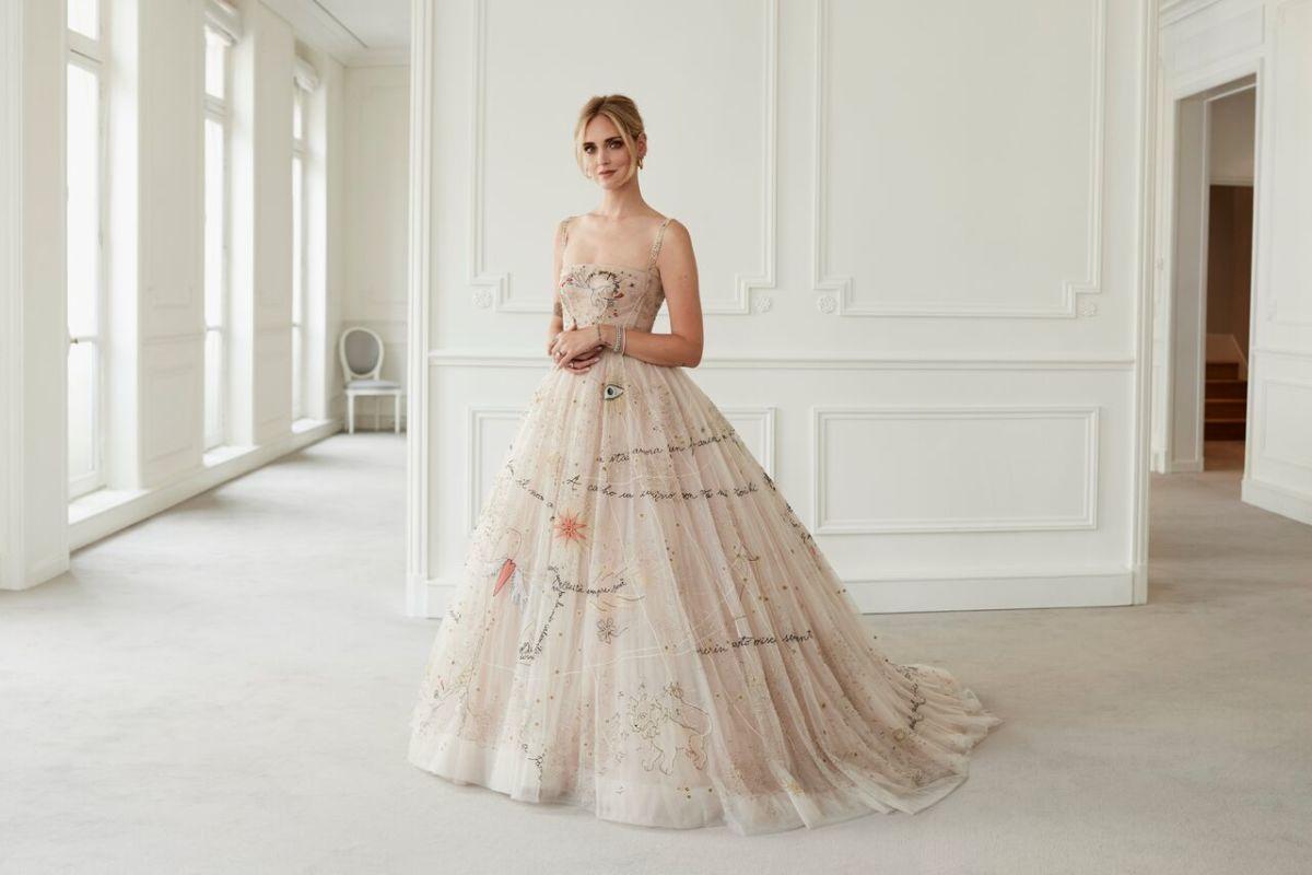 Chiara Ferragni Earned Her Wedding Dress Designer More Media Value Than Meghan Markle Did Fashionista