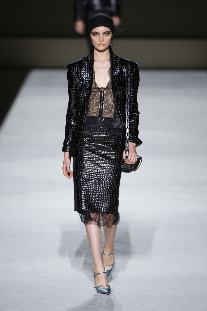 f926ccfef35 See Every Look From Tom Ford s Spring 2019 Collection - Fashionista
