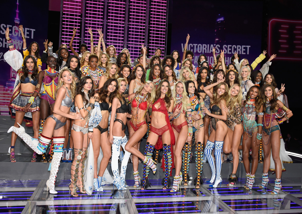 ef32612c019ce Meet the 18 Models Walking the Victoria s Secret Fashion Show for ...