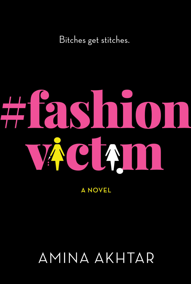 The cover of '#FashionVictim.' Photo: Courtesy