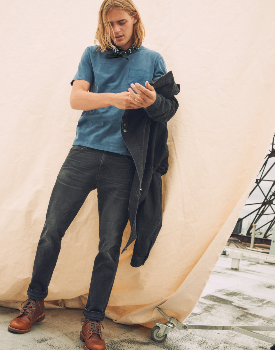 Madewell men's. Photo: Courtesy of Madewell