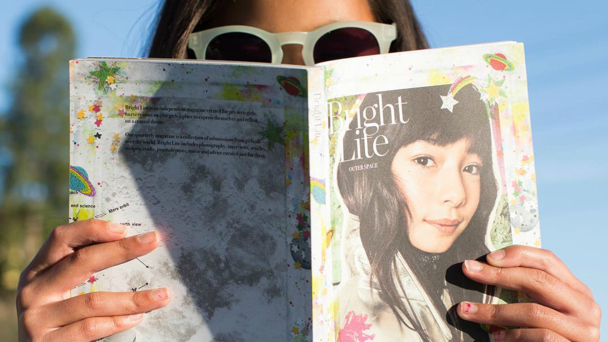 6 Indie Publications That Cater to Cool Teens™ - Fashionista