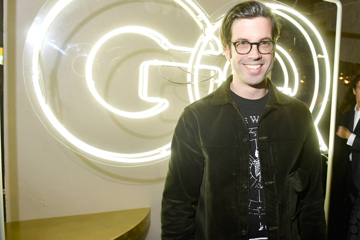 "Will Welch attends a ""GQ"" Milan cocktail party during Milan Men's Fashion Week in Jan. 2018. Photo: Victor Boyko/Getty Images"